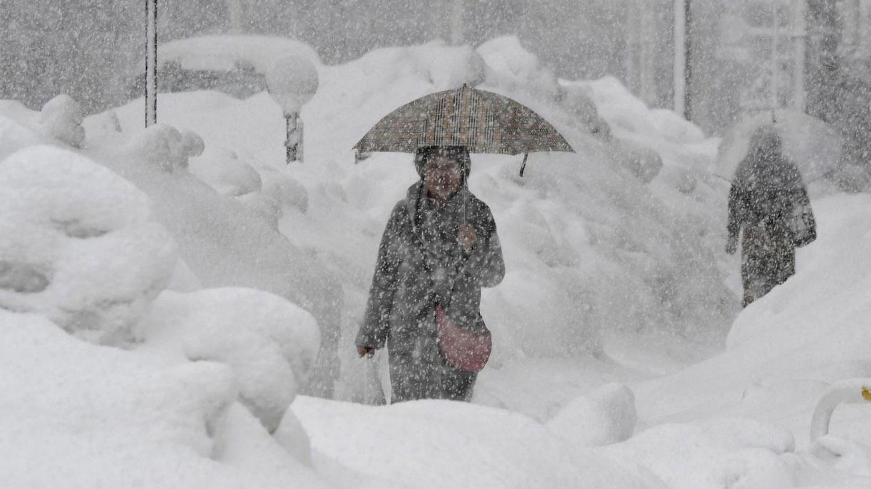 Japanese weather bureau releases long-term winter forecast